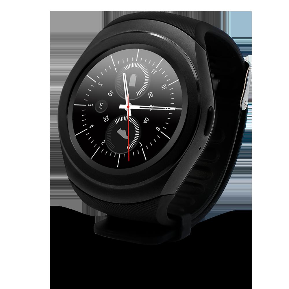 Evolio lansează X-Watch M-un ceas inteligent, cu design modern, SIM și ecran IPS circular
