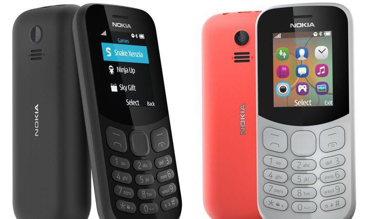 Noile telefoane Nokia 105 şi Nokia 130 – design de calitate și o gamă valoroasă de caracteristici noi