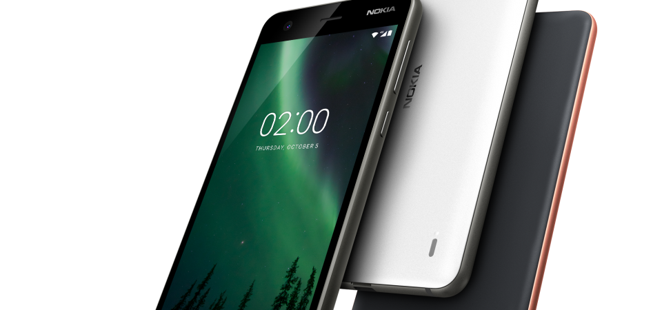 Nokia 2: Baterie pentru două zile cu o singură încărcare    Spuneţi adio raţionalizării consumului bateriei