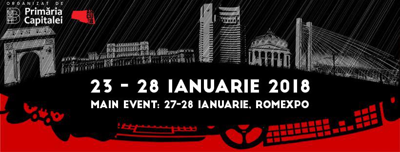 Bucharest Gaming Week se reprogramează pentru perioada  23-28 ianuarie 2018