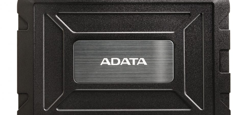ADATA lanseaza carcasa ED600 pentru hard drive-uri externe Instalare usoara, portabilitate sigura.