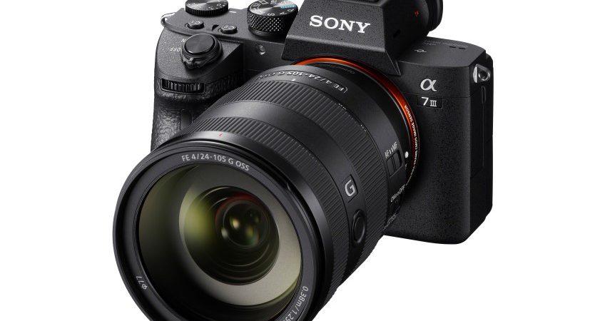 """Sony își extinde portofoliul de camere """"Full-frame Mirrorless"""" cu noul a7 III care încorporează cea mai nouă tehnologie foto într-un design compact"""