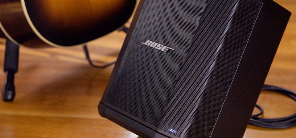 Divizia Bose Pro lansează noul sistem S1 Pro Multi-Position