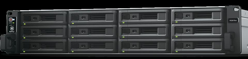 Synology® anunţă RackStation RS3618xs