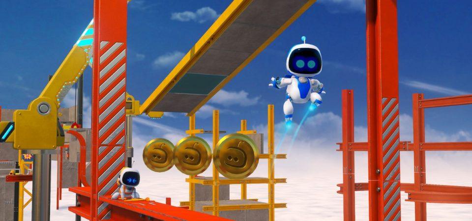 Astro Bot Rescue Mission, titlu exclusiv PlayStation VR, se lansează pe 3 octombrie 2018