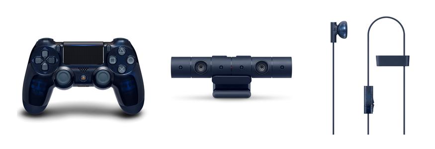 Sony Interactive Entertainment anunță ediția limitată a consolei Playstation4 Pro – 500 Million