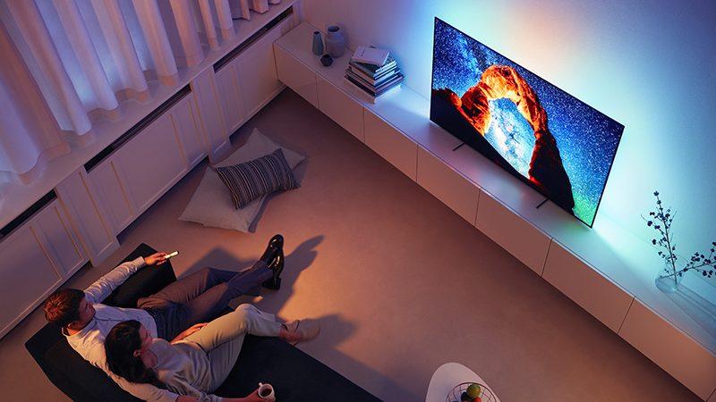 Noul Philips OLED 803 va fi disponibil în România începând din această lună