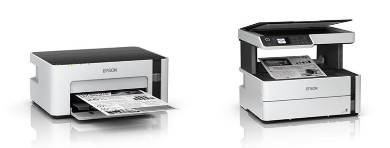 Epson introduce apreciata gamă EcoTank în zona business .Costuri totale de utilizare foarte mici, design compact și intuitiv