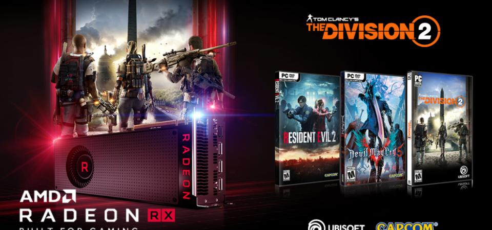 Gamerii AMD Radeon luptă pentru Washington DC în Tom Clancy's The Division 2